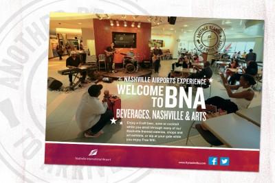 Nashville International Airport Concepts